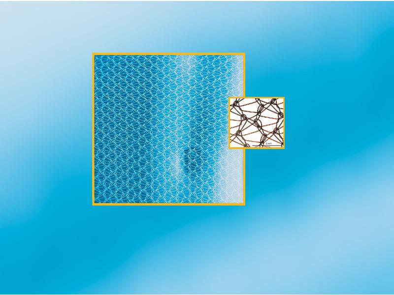 Sieťky na hernie Dyna Mesh, 26.100.11.015, Light - rozmer 10x15 cm
