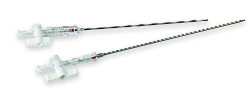 Ostatné laparoskopické nástroje, 6650-120, Insuflačné ihly podľa Verresa, dĺžka 120 mm