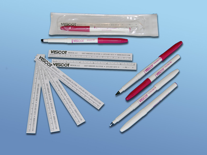 Skin marker - Fix na označenie operačného zákroku, 66.665.01.400, Tenký