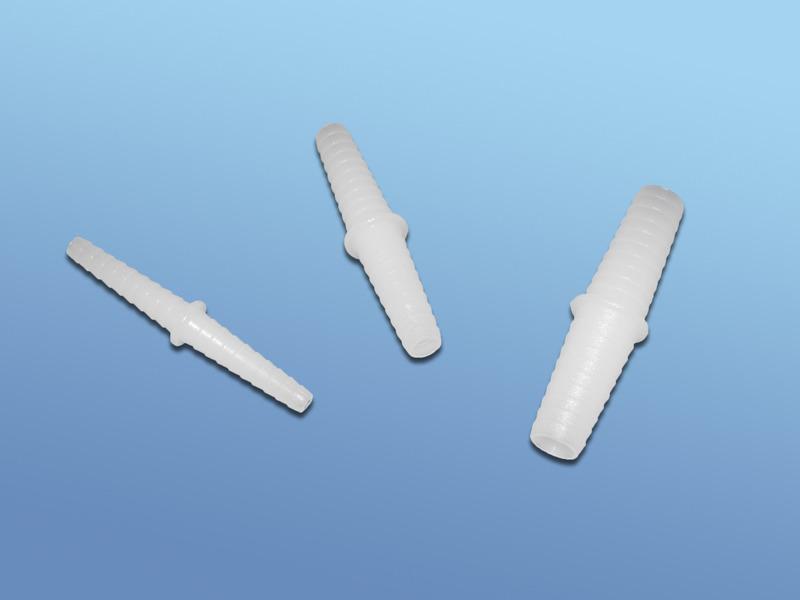 Spojovacie konektory, 67.000.00.002, Rovnaký priemer na oboch stranách 4 mm
