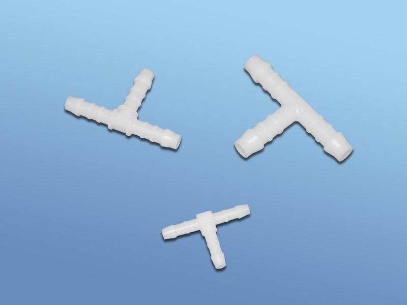 Spojovacie konektory, 67.000.00.028, Prevedenie T s rovnakými stranami s priemerom: 6 mm