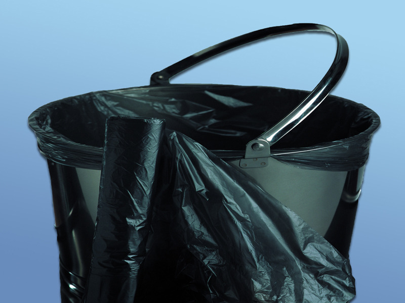 Hygienický a ochranný materiál, 74.010.20.715, Odpadové vrecia 15 L.