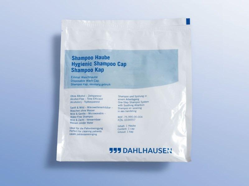 Hyg.program Umývanie bez vody, 75.990.00.004, Šampónová čiapka