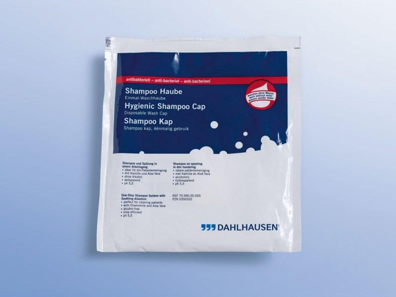 Hyg.program Umývanie bez vody antibacterial MRSA, 75.990.00.005, Šampónová čiapka