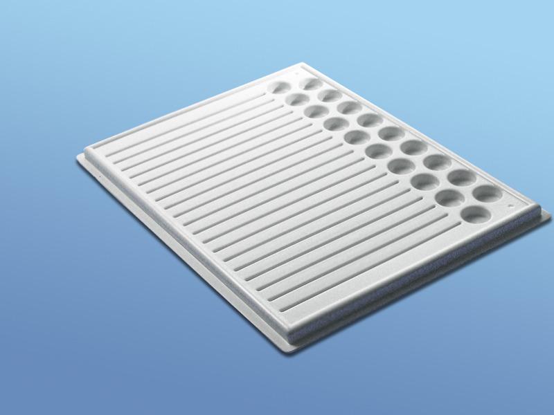 Hygienický a ochranný materiál, 92.703.00.000, Stojan pre zásobníky na lieky